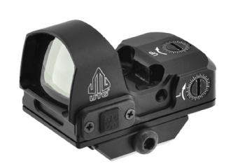 Leapers UTG Reflex Micro Dot Sight GREEN DOT  4 MOA Adaptive/picatinny base SCP-RDM20G